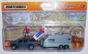 Matchbox Hitch N Haul : Vacation Day