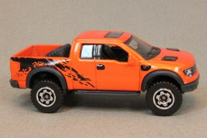 Matchbox MB788 : '10 Ford F-150 Raptor