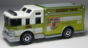 Matchbox MB796 : Hazard Squad