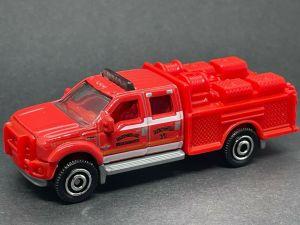 Matchbox MB817 : Ford F-550 Super Duty