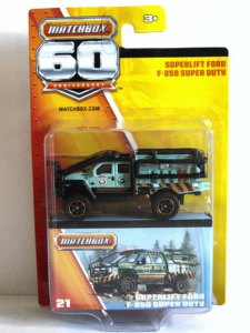 Matchbox MB837 : Ford F-350 Super Duty Superlift