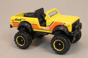 Matchbox MB864 : 1976 International Scout 4×4