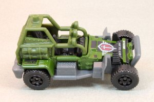 Matchbox MB910 : Sahara Sweeper