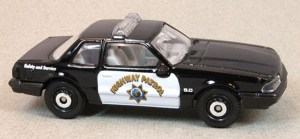 Matchbox MB969 : 1993 Ford Mustang Police car