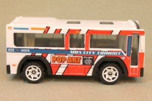 Matchbox MB992 : City Bus