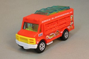 Matchbox MB999 : Food Truck