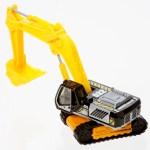 Matchbox Working Rigs RW028 : MBX Excavator