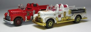 Matchbox MB843 : Seagrave Fire Engine