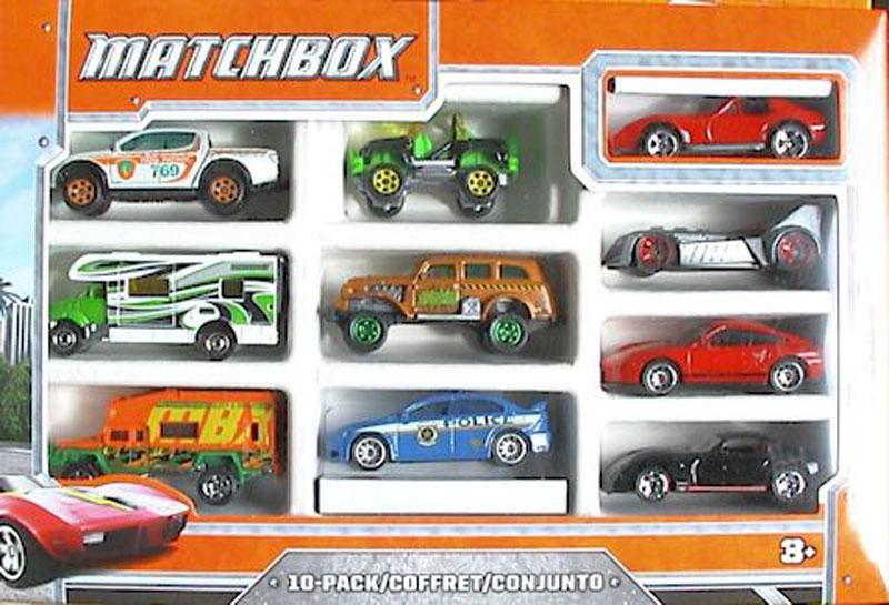 Matchbox 10 Pack : 2013 #08