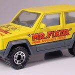 Matchbox MB168 : Jeep Cherokee