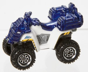 Matchbox MB861 : Sand Shredder