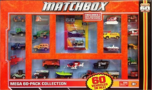 Matchbox Mega 60 Pack Collection
