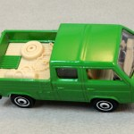 Matchbox MB1013 : VW Transporter Crew Cab