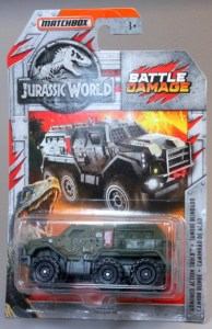 Matchbox MB1114 : Armoured Action Truck