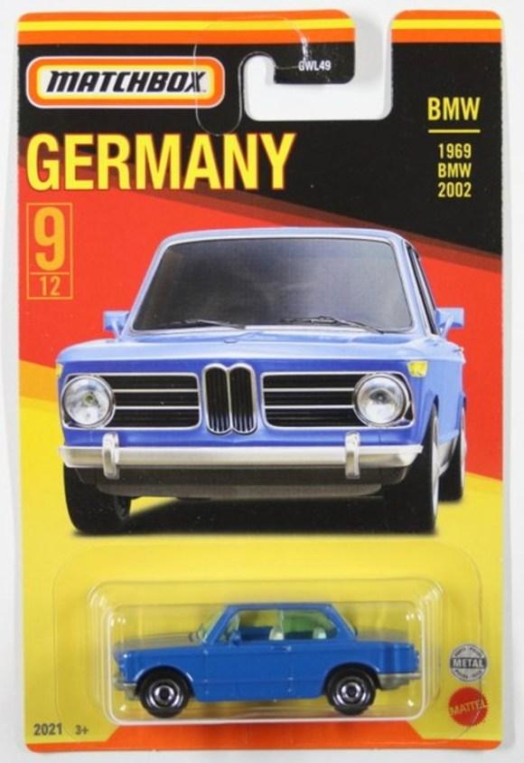 Matchbox MB1173 : BMW 2002