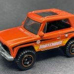 Matchbox MB1243 : MBX Field Car