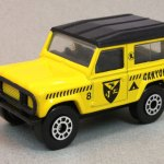 Matchbox MB180 : Land Rover Defender 90
