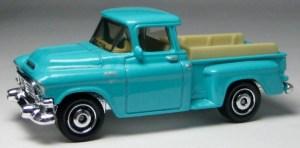 Matchbox MB786 : 1957 GMC Stepside Pick Up