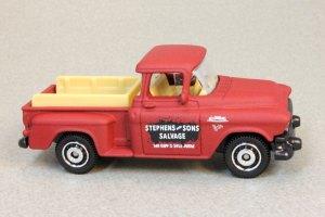 Matchbox MB985 : 1957 GMC Stepside Pick Up