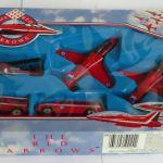 Matchbox MC-24 Gift Set – Red Arrows