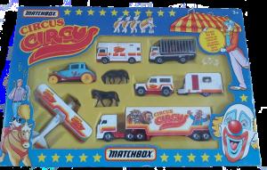 Matchbox MC-804 Gift Set – Circus Circus