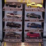 Matchbox Premiere Collection - JC Penny Set