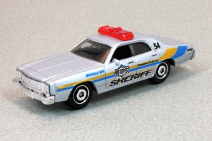 Matchbox MB762 : Dodge Monaco Police Car