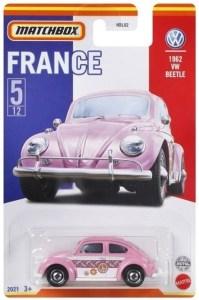 Matchbox MB363 : 1962 VW Beetle