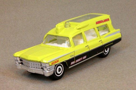 Matchbox MB994 : 1963 Cadillac Ambulance