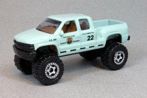 Matchbox MB399 : Chevrolet Silverado 4x4 Pickup