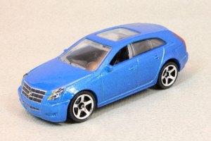 Matchbox MB806 : Cadillac CTS Wagon