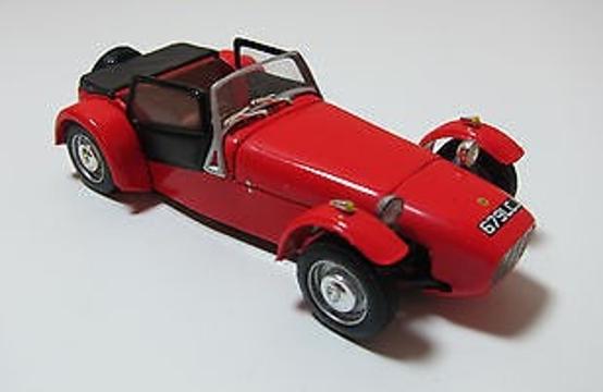 Matchbox Dinky DYB07 : 1961 Lotus Super Seven