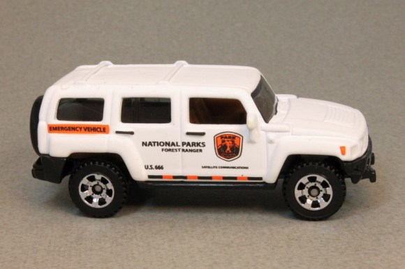 Matchbox MB666 : Hummer H3
