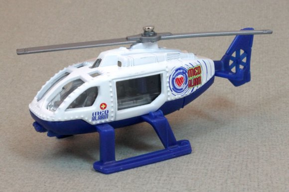 Matchbox MB541 : Rescue Helicopter