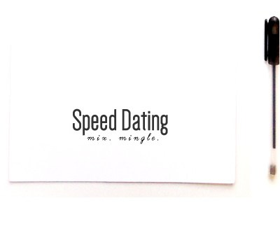 Hosting a Speed Dating Night at Your Restaurant