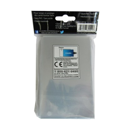 Ultra Pro 84441 Tarot Card Sleeves