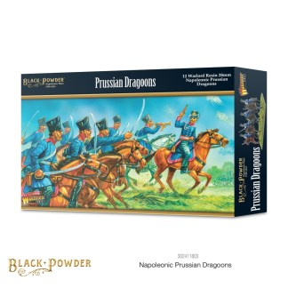 Warlord 302411803 Black Powder Prussian Dragoons