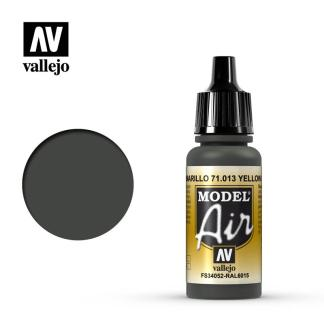 Vallejo 71013 Model Air Yellow Olive 17ml