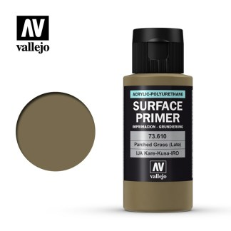 Vallejo 73610 Surface Primer Parched Grass Late 60ml