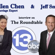 Hellen Chen, Marriage Counselor and Relationship Expert, TV interview on ABC 13