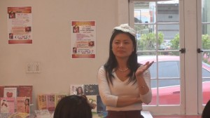 Hellen Chen's Love Workshop.