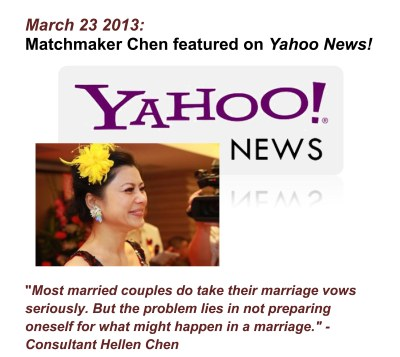 Marriage Infidelity: Hellen Chen explains why it is not the biggest problem