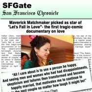 Marriage Expert Hellen Chen Featured in San Francisco Chronicle