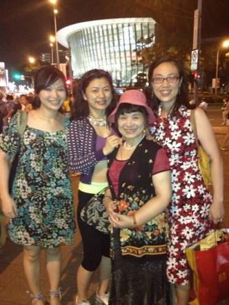 Hellen Chen at Taipei Arena