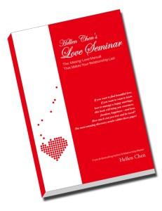 Hellen Chen Love Seminar book