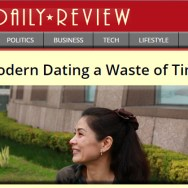 Is Modern Dating a Waste of Time?