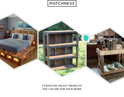 3. furniture pallet projects