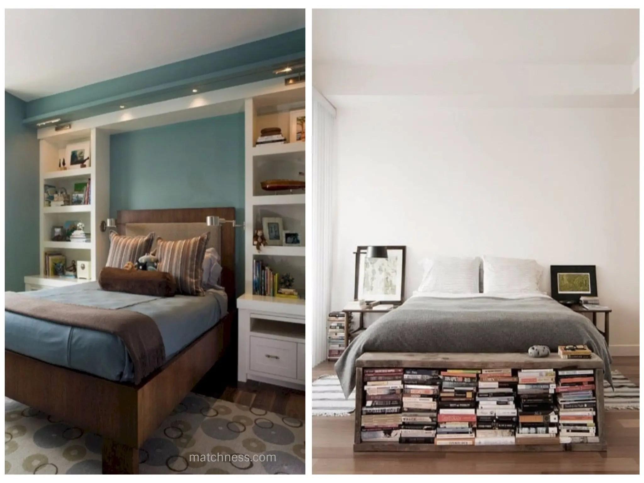 39 stunning bookshelves ideas for bedroom decoration