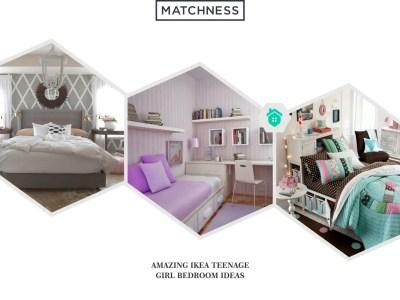 6. ikea teenage bedroom