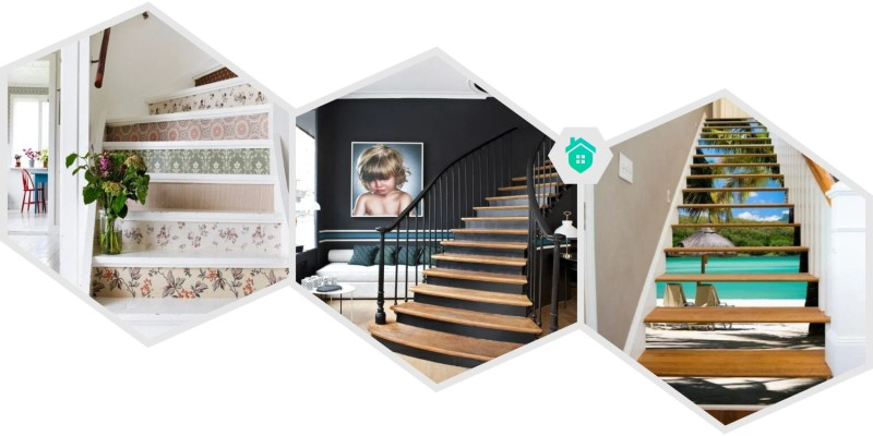 8. painted staircase ideas